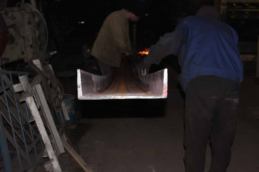 Вес швеллера, таблица веса швеллера